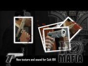 Colt 1911 New Texture & Sound - by MaRk